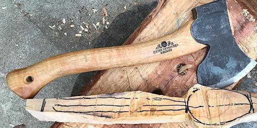 Intro to Green woodworking / Swedish Woodcraft (Slöjd)with Ian McNemar