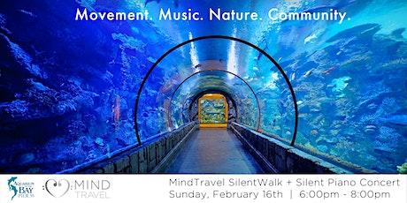 Underwater SilentWalk + Live-to-Headphone Concert at Aquarium of the Bay tickets