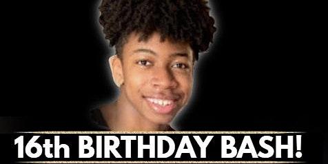 DAVID's 16th BIRTHDAY BASH