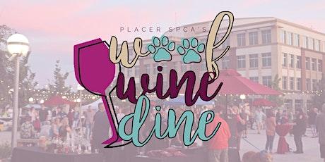 Woof Wine & Dine 2020 tickets