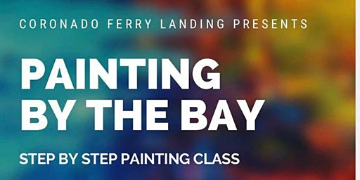 Painting by the Bay