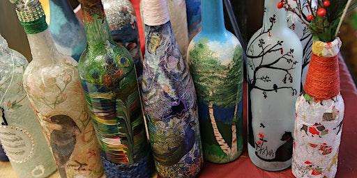 Decorative Wine Bottles - BYOB