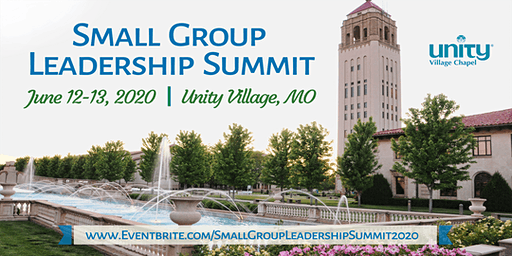 Small Group Leadership Summit 2020