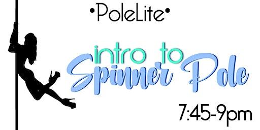 Thursday 1/30-- 7:45-9pm PoleLite