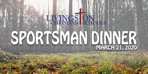 Livingston Christian Schools Sportsman Dinner