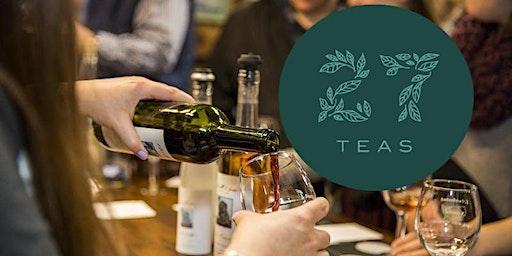 Valentine's Tea Workshop & Wine Tasting