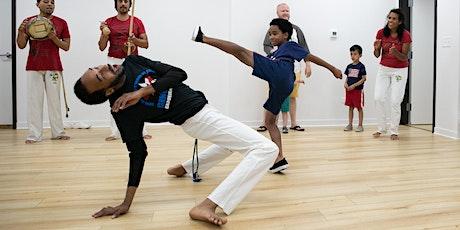 Community Capoeira tickets