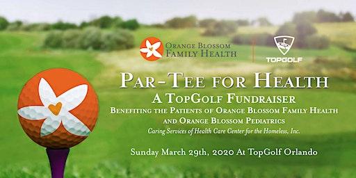 HCCH/OBFH Par-Tee for Health TopGolf Event