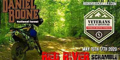 Red River Scramble/ Veterans Back 40 Adventure
