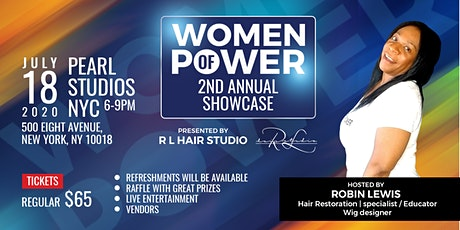 "Women Of Power  2 Annual ""The Break Through"" tickets"