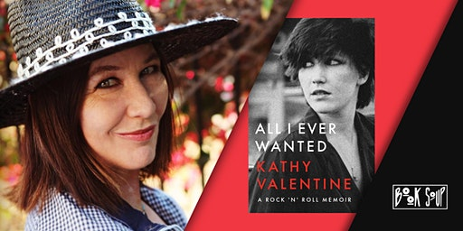 An Evening with Kathy Valentine and Kathleen Hanna