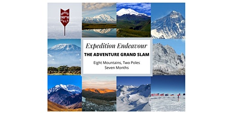Expedition Endeavour: The Adventure Grand Slam tickets