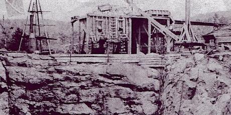 Regard profane sur les mines anciennes du parc de la Gatineau (conférence) billets