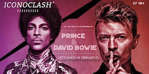 ICONOCLASH: Prince & David Bowie Dance Party!