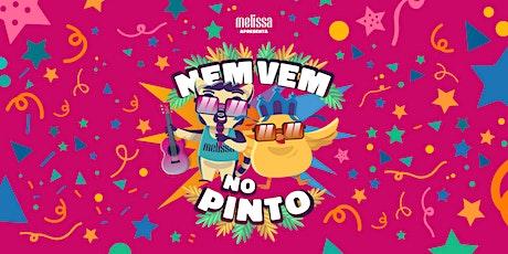 NemVem no Pinto 2020 ingressos