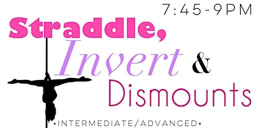 Monday 2/3–7:45-9pm -- intermediate/advanced