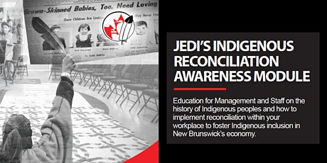 Indigenous Reconciliation Awareness Module (IRAM) training  tickets