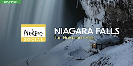 #nikonsocial2020 | Niagara Falls - The Horseshoe Falls