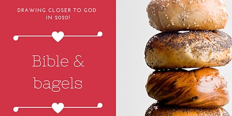 Bible study and bagels tickets