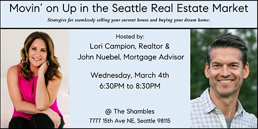 Movin' on Up in the Seattle Real Estate Market