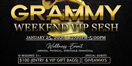 APE's Grammy's Weekend VIP Sesh tickets