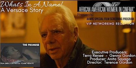 AAWIC Special Film Screening Program  tickets