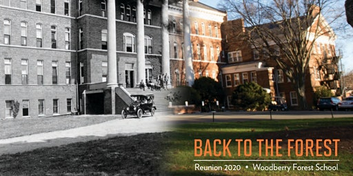 Woodberry Forest Reunion Weekend 2020 | 1975-2000 Registration