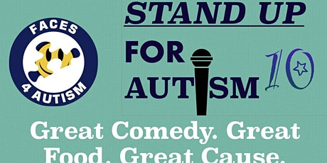 Stand Up for Autism 10 tickets