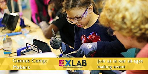 Genius Camp: Makers