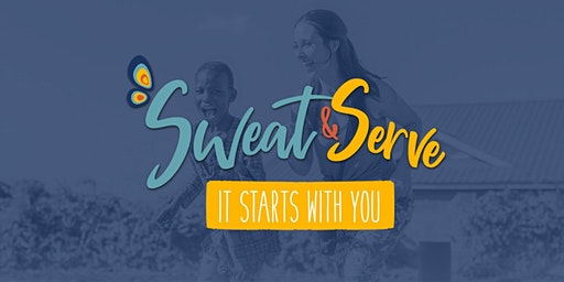 Dance with Mweyne Sweat & Serve!