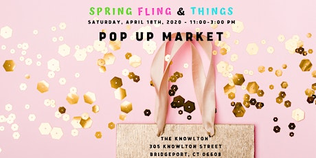 Spring Fling & Things Pop Up Market tickets