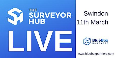 The Surveyor Hub - Live! tickets