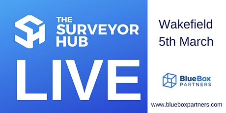 The Surveyor Hub - Live! tickets