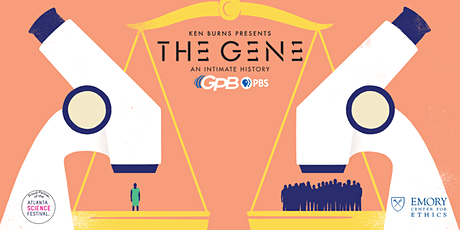 The Gene: An Intimate History Screening tickets