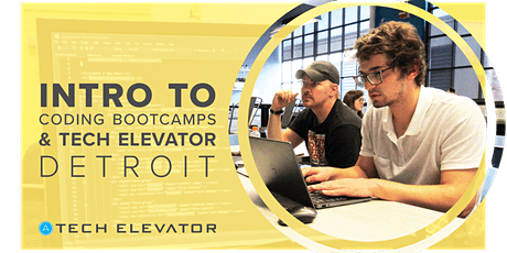 Intro to Coding Bootcamps & Tech Elevator - Detroit tickets