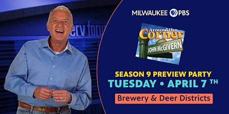 Milwaukee PBS Around the Corner with John McGivern Preview Party tickets