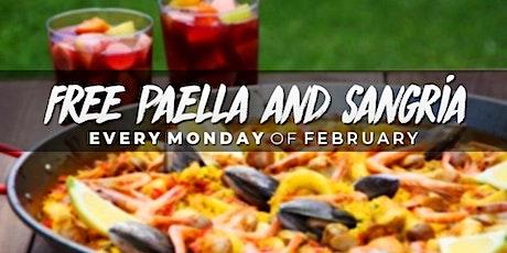 ★Erasmus Free Paella & Sangria★by MSE Malaga & Erasmusic entradas