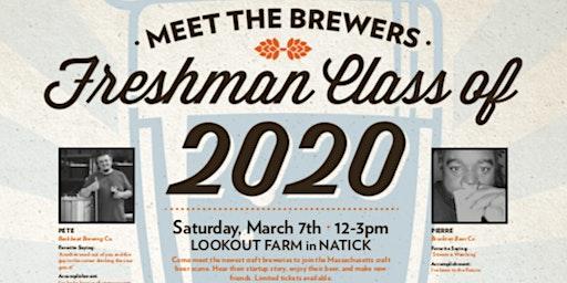 Meet the Brewers: Freshman Class of 2020