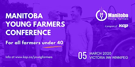 Manitoba Young Farmers Conference tickets