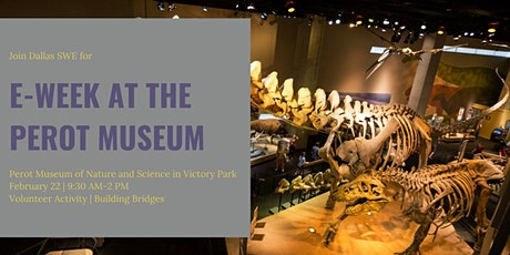 Engineers Week at the Perot Museum tickets