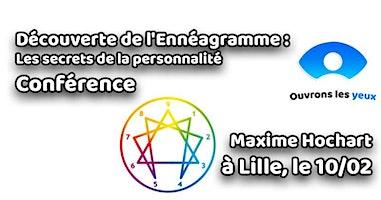 Conférence : Découverte de l'Ennéagramme, les secrets de la personnalité