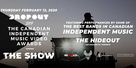 The Canadian Independent Music Video Awards Show tickets