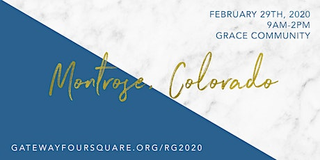 RG2020: Montrose, Co tickets