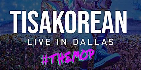 TISA KOREAN LIVE IN DALLAS TX tickets