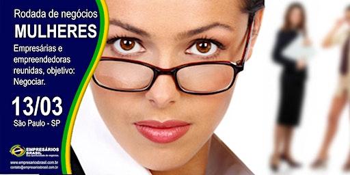 13-03 Rodada de negócios Mulheres empresárias e empreendedoras