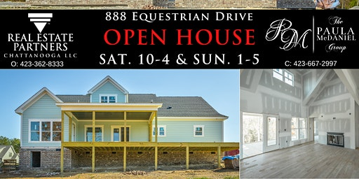 Public Open House At 888 Equestrian Drive In Soddy Daisy.
