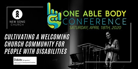 One Able Body Conference 2020 tickets