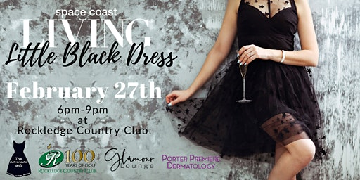 2020 SpaceCoast LIVING Little Black Dress Party