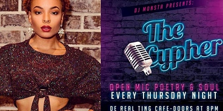 Soul(Hvneybri) Live at The Cypher Open Mic tickets