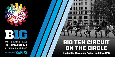 Big Ten Circuit on the Circle tickets